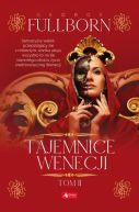 Okładka - Tajemnice Wenecji, tom 2