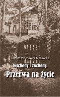 Okładka ksiązki - Wschody i zachody. Przerwa na życie