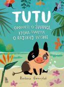 Okładka książki - Tutu