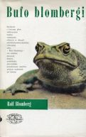 Okładka - Bufo Blombergi. Wędrówki i przygody