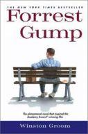 Okładka książki - Forrest Gump