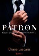 Okładka książki - Patron