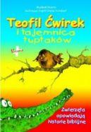Okładka - Teofil Ćwirek i tajemnica tuptaków