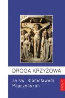 Okładka książki - Droga krzyżowa ze św. Stanisławem Papczyńskim