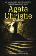 Okładka książki - Dom zbrodni