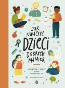 Okładka - Jak nauczyć dzieci dobrych manier