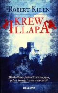Okładka książki - Krew Illapa