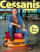 Okładka książki - Cessanis na walizkach. Opowieści z pięciu stron świata