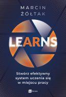Okładka - LEarNS - stwórz efektywny system uczenia się w miejscu pracy