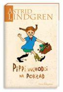 Okładka książki - Pippi wchodzi na pokład