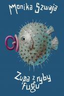 Okładka książki - Zupa z ryby fugu