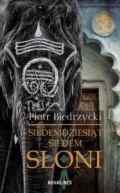 Okładka książki - Siedemdziesiąt siedem słoni