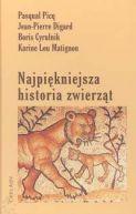 Okładka książki - Najpiękniejsza historia zwierząt