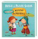 Okładka ksiązki - Dusia i Psinek-Świnek. Wszystko w porządku