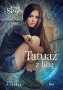 Okładka książki - Tatuaż z lilią