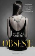 Okładka książki - Obsesje