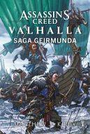 Okładka - Assassin's Creed: Valhalla – Saga Geirmunda