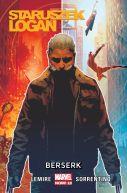 Okładka książki - Staruszek Logan  Berserk, tom 2. Marvel Now 2.0