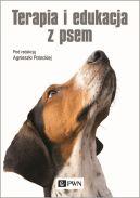 Okładka - Terapia i edukacja z psem