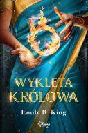 Okładka książki - Wyklęta Królowa