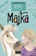 Okładka ksiązki - Majka