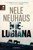 Okładka - Nielubiana. II wydanie
