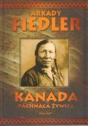 Okładka ksiązki - Kanada pachnąca żywicą