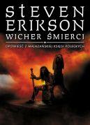 Okładka ksiązki - Wicher śmierci