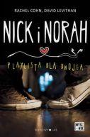 Okładka książki - Nick i Norah. Playlista dla dwojga