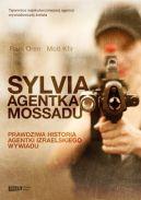 Okładka książki - Sylvia. Agentka Mossadu