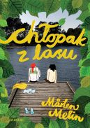 Okładka książki - Chłopak z lasu