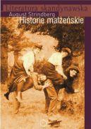 Okładka książki - Historie małżeńskie