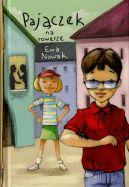 Okładka ksiązki - Pajączek na rowerze