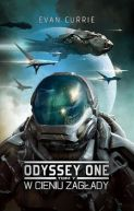 Okładka - Odyssey One. W cieniu zagłady