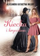 Okładka ksiązki - Kiecka i krynolina