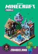 Okładka - Minecraft. Zbuduj! Zombieland