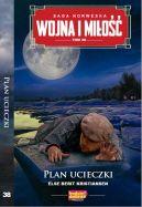 Okładka ksiązki - Wojna i Miłość t.38. Plan ucieczki