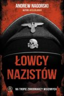 Okładka ksiązki - Łowcy nazistów