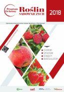 Okładka ksiązki - Program Ochrony Roślin Sadowniczych 2018
