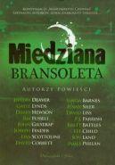 Okładka książki - Miedziana bransoleta