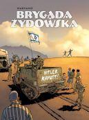 Okładka ksiązki - Brygada Żydowska