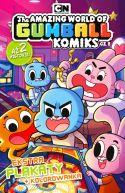 Okładka ksiązki - Gumball. Komiks (#8)