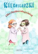 Okładka - Lilka i Pestka ratują świat