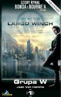 Okładka - Largo Winch. Grupa W