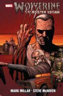 Okładka - Wolverine  Staruszek Logan