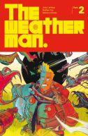 Okładka książki - The Weatherman, tom 2
