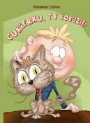 Okładka książki - Cukierku, ty łobuzie!