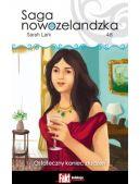 Okładka ksiązki - Saga nowozelandzka. Tom. 48. Ostateczny koniec złudzeń