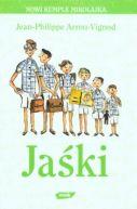 Okładka książki - Jaśki