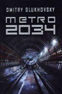 Okładka książki - Metro 2034